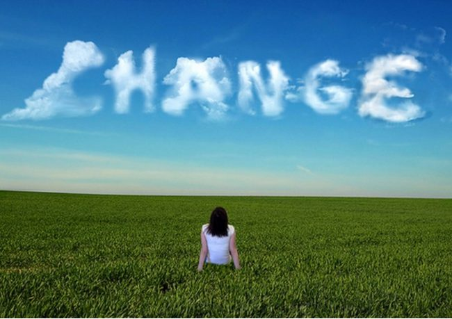 Thinking About Change